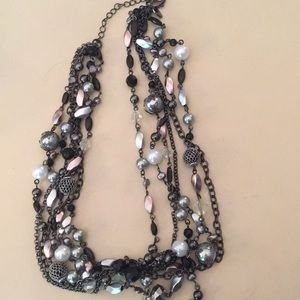 """Katie"" lia Sophia necklace"